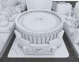 Madison Square Garden 3D model