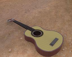 3D guitar electric