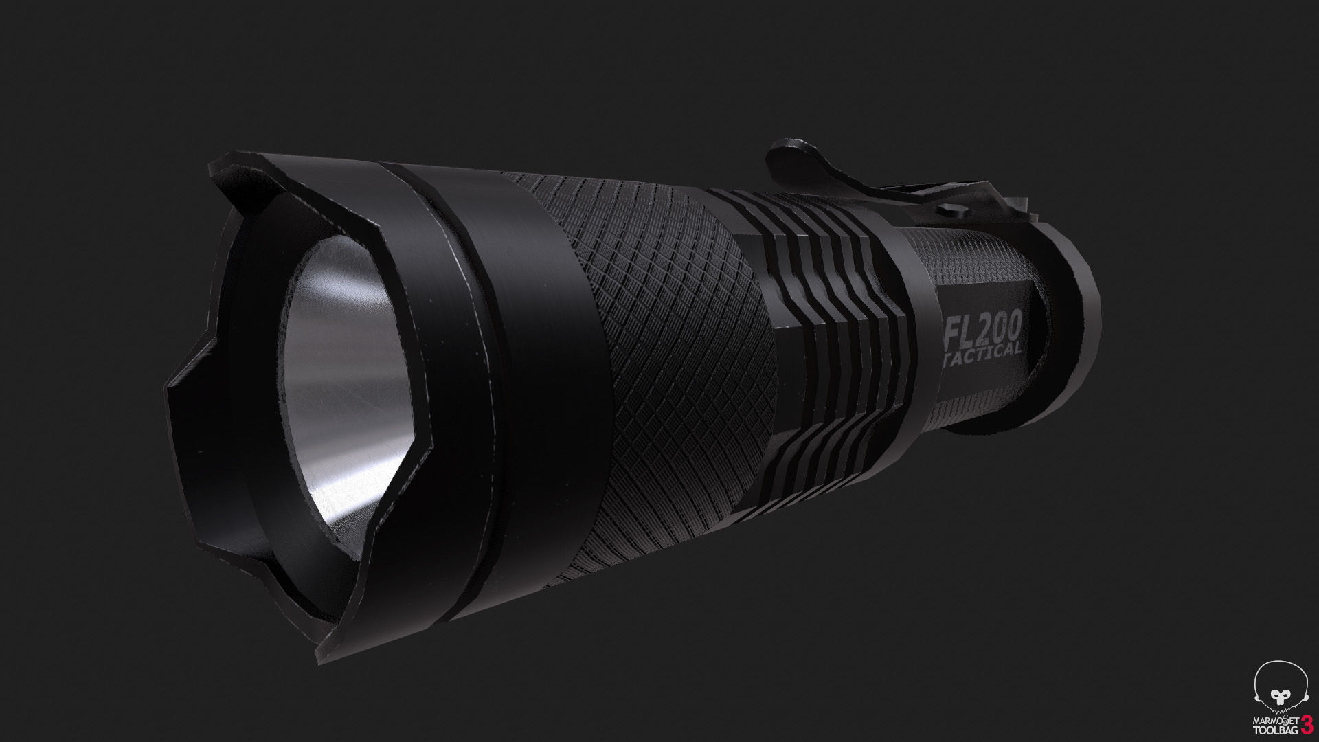 flashlight tactical