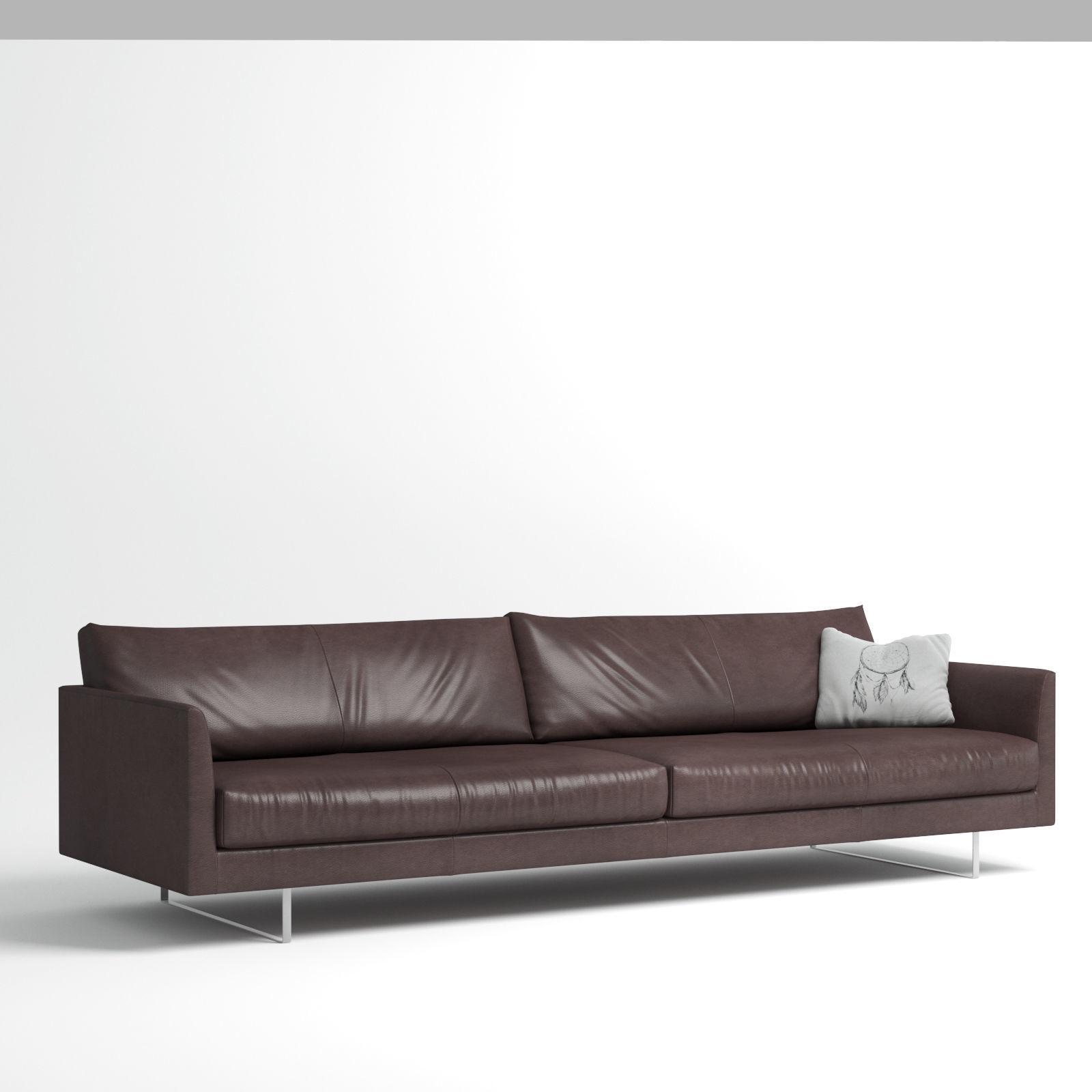 axel-5-seat-sofa-gijs-papavoine-montis 3D | CGTrader