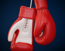 3d boxing gloves