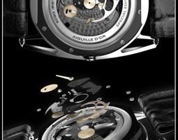 Watch mechanism 6 3D Model