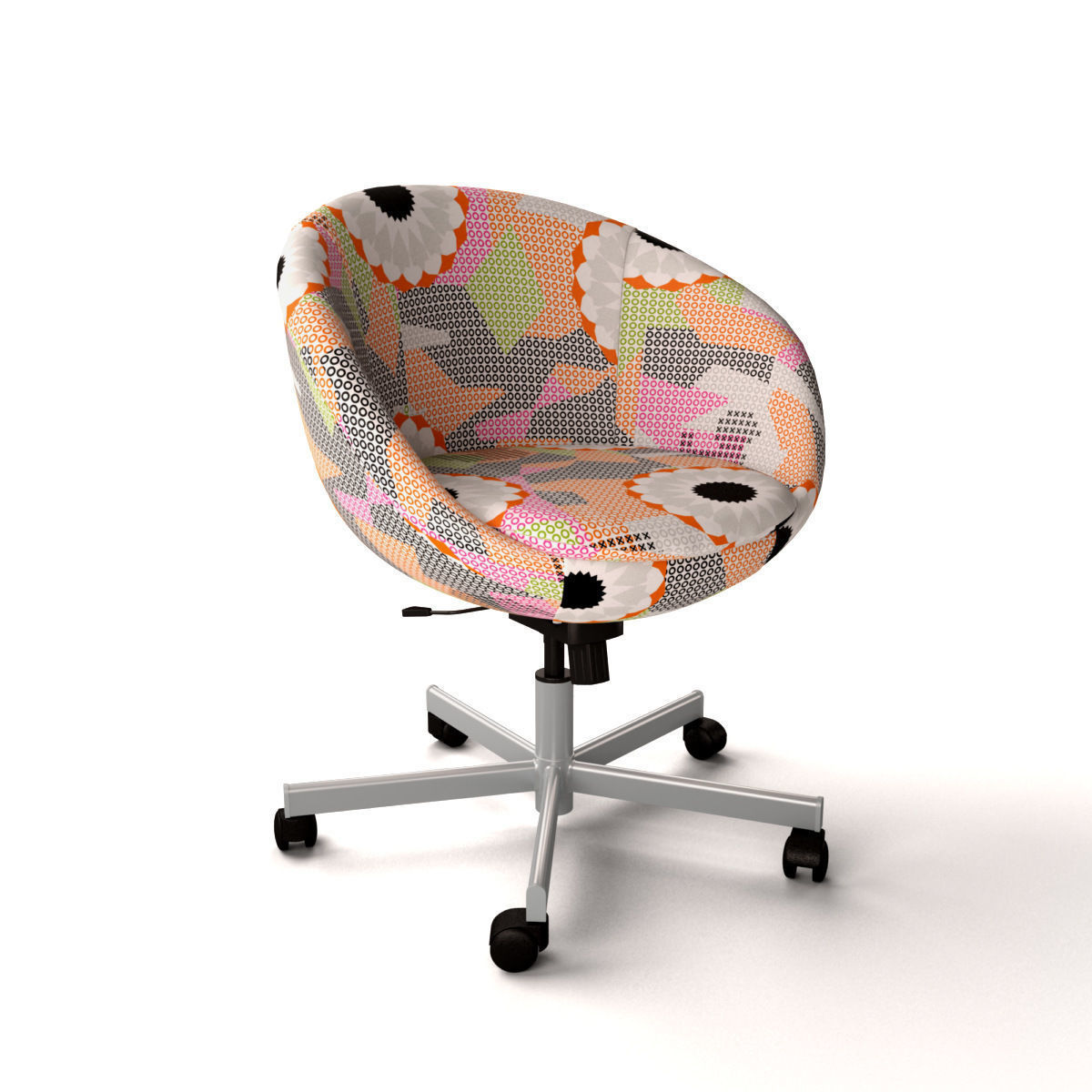 ikea skruvsta swivel chair ankarsvik 3d model max obj 3ds fbx 1 ...  sc 1 st  CGTrader : skruvsta swivel chair - Cheerinfomania.Com