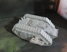 3D printable model THE TRIADES COMBO