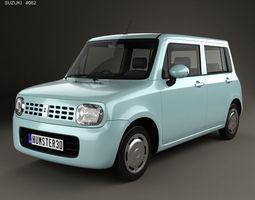 3D Suzuki Alto Lapin 2008