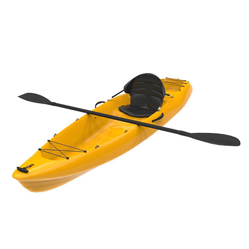 kayak 3d model fbx ma mb 1