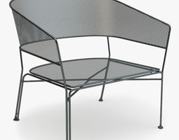 emu Eclipse Lounge Chair 3D model