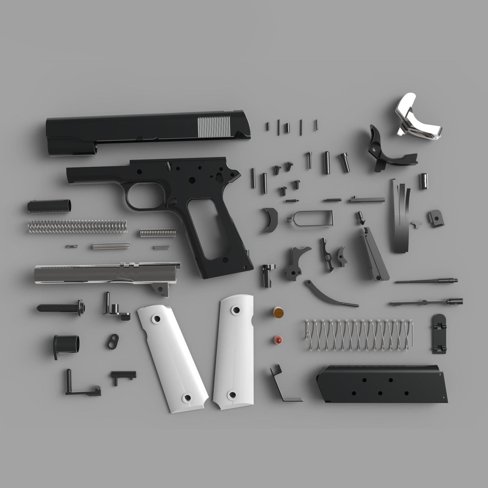 1911 Pistol Colt M1911 M1911A1