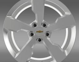 Chevrolet Volt rim 3D Model