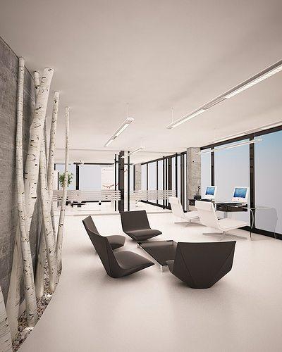 3d office design cgtrader for Office design 3d max