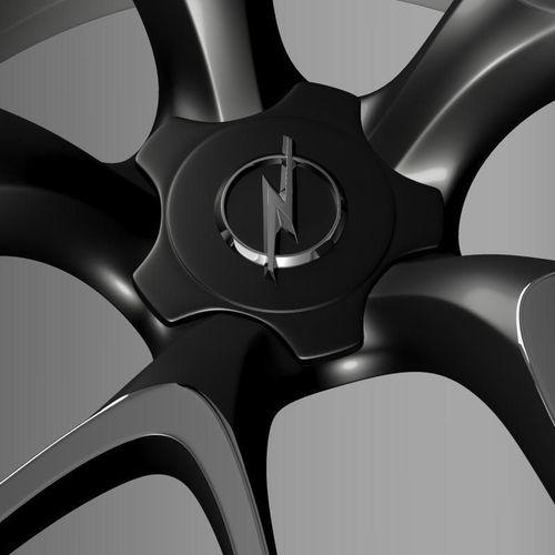 Opel Insignia OPC Concept rim3D model