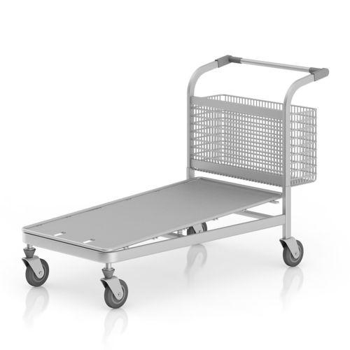 large shopping cart 3d model max obj mtl fbx c4d 1