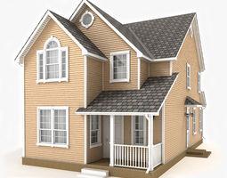 3D Cottage 51