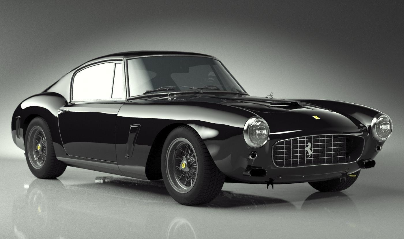 Ferrari 1959 250 GT Berlinetta SWB