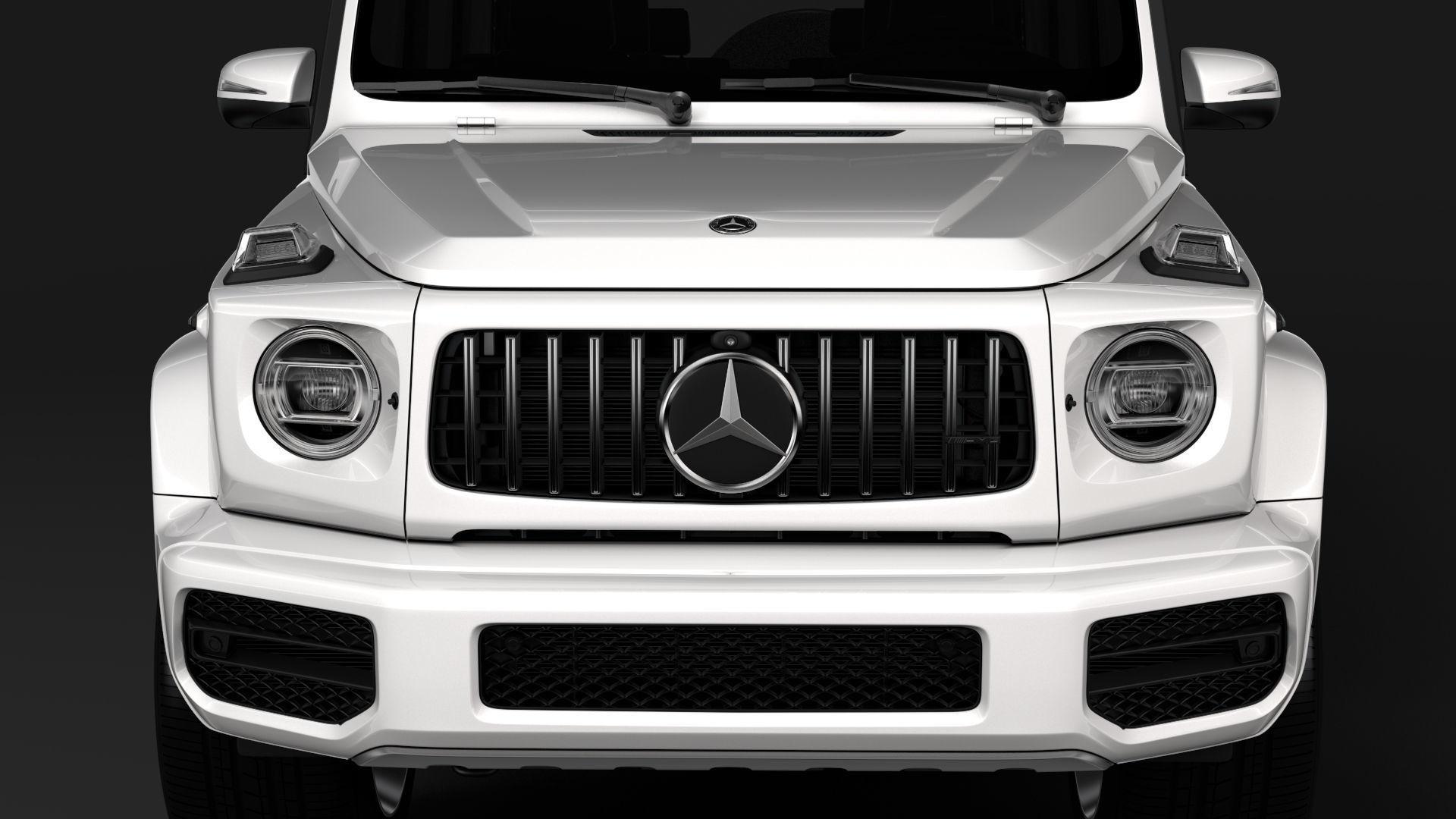 Mercedes AMG G 63 W464 2019