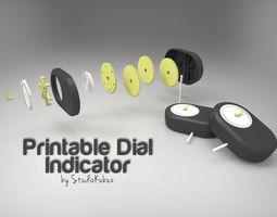 printable dial indicator accuracy