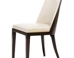 Crescent Chair 3D Model