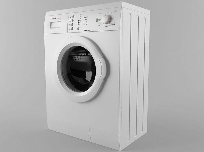Washing mashine BOSCH maxx 53D model