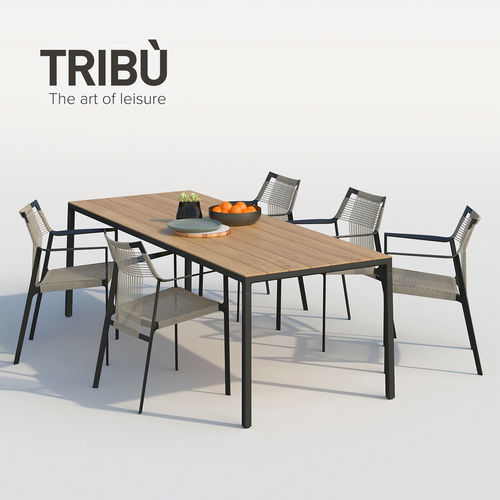 Tribu Nodi armchair | 3D model