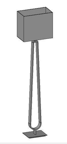 ikea klabb floor lamp 3d model ikea floor lighting96 ikea