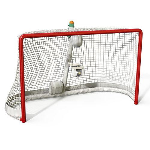Ice Hockey Goal | 3D model