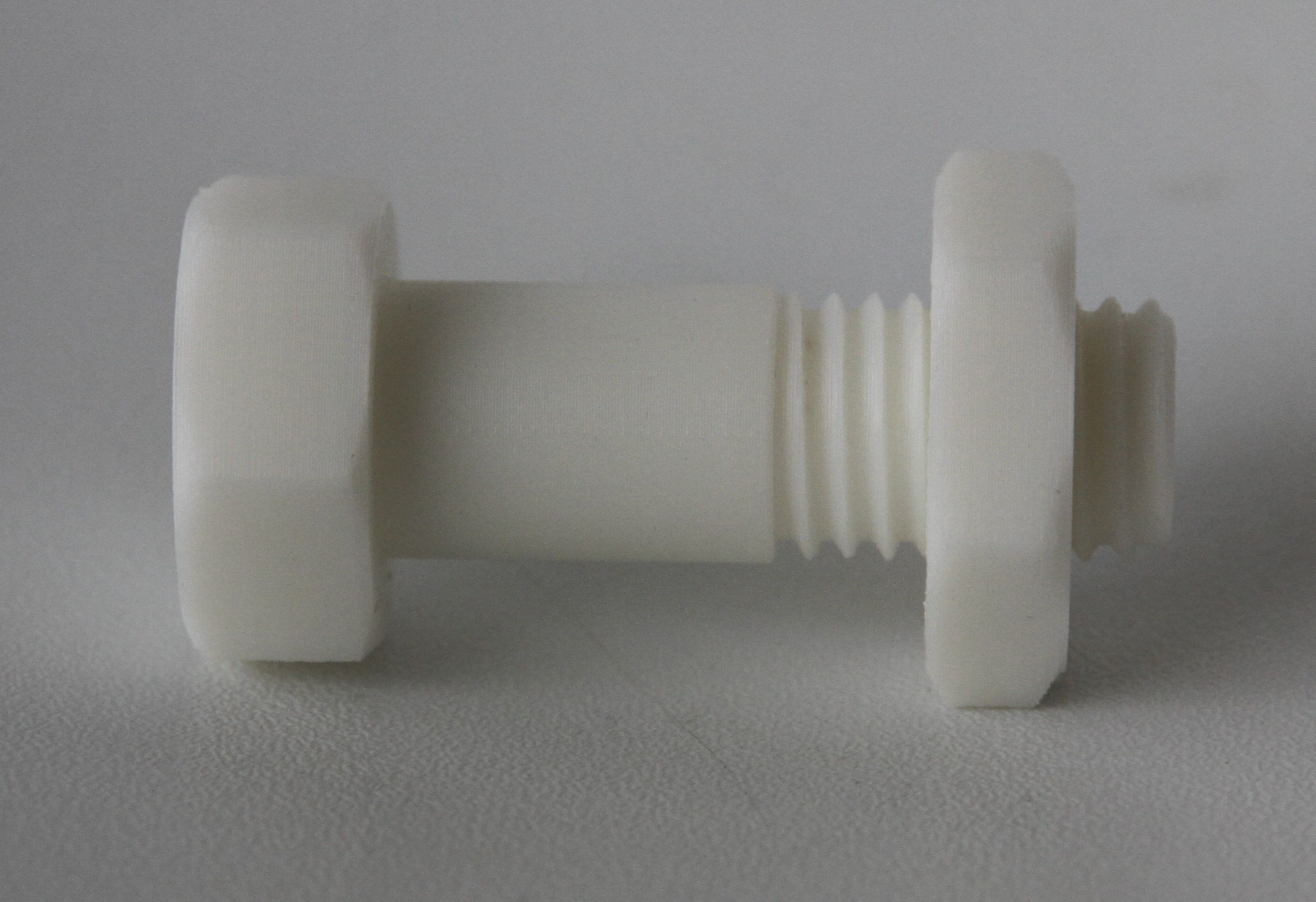 Bolt and nut free 3d model 3d printable stl 3d printer models free