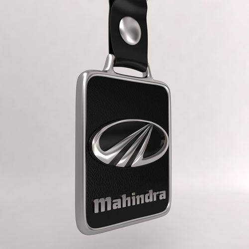 Mahindra Car Logo Keychain 3d Model Cgtrader