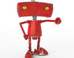 3D Bad Robot