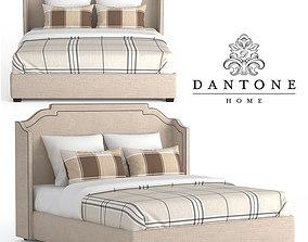 Dantone Beverly Bed 3D model