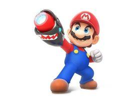 3D print model Mario Rabbids Kingdom Battle Hand cannon