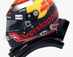 3D Arai GP-6 RC 2017 style Racing helmet