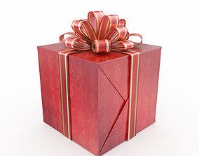 3D Gift Box 2