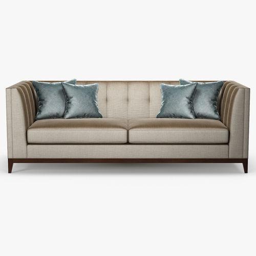 The Sofa And Chair Company Alexander Model Max Obj Mtl S Fbx 1