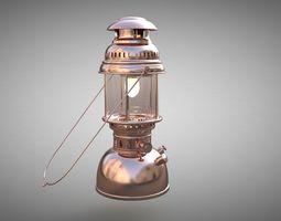 3D model Petromax Lantern