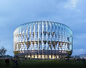 Architecture 062 3D model