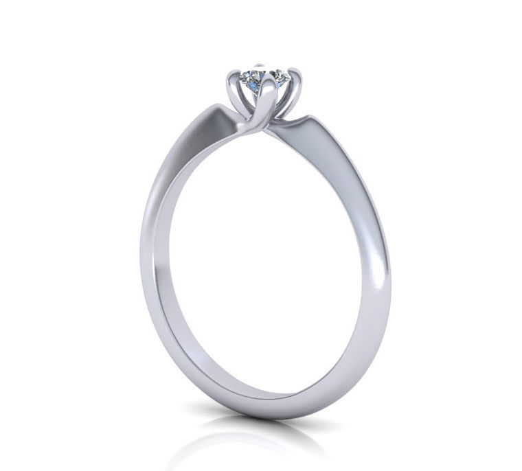 4 prong ring Own design