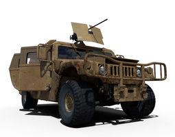 Humer 3D Models | CGTrader