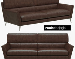Roche Bobois TOCADE Large 3-seat sofa 3D model