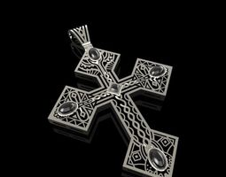 3D print model Original Cross