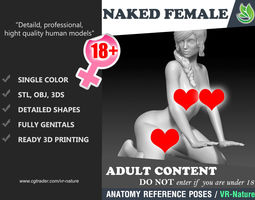 Erotic Decor Statue 1803071 3D printable model