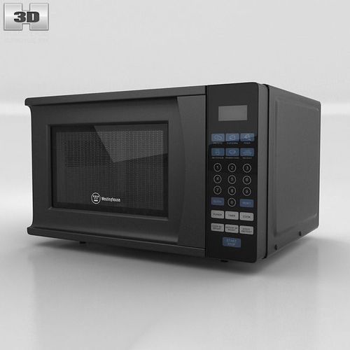 Microwave Oven Westinghouse WCM770B3D model