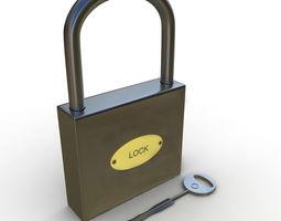 3d lock