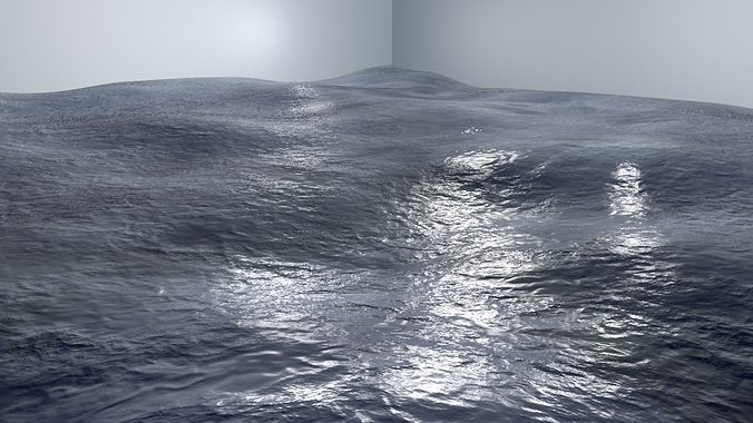 Photorealistic Water 3d Model C4d Cgtrader Com