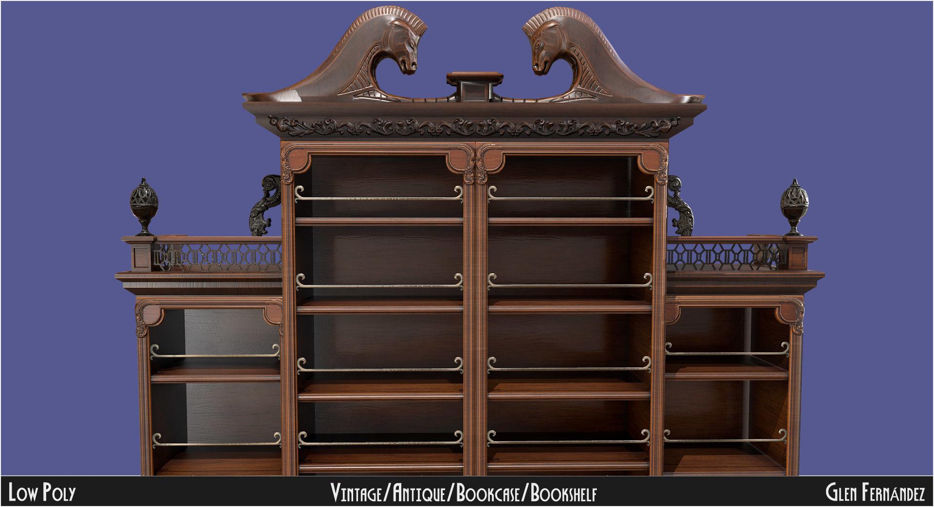 small antique mahogany buy bookshelf indonesia bookcase pin furniture