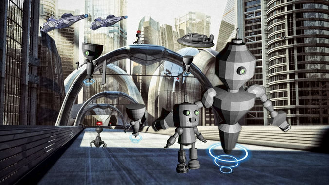 Robot world collection