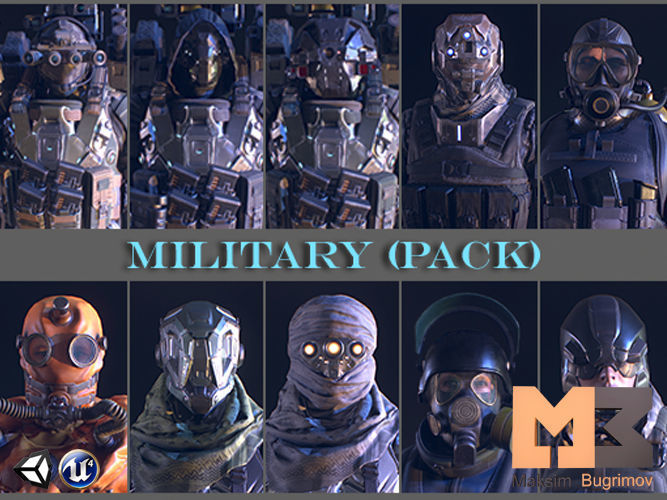 PBR Military Pack