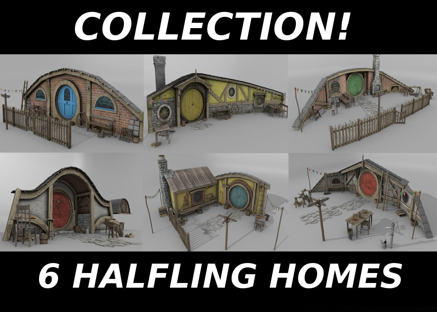 Halfling Home Collection