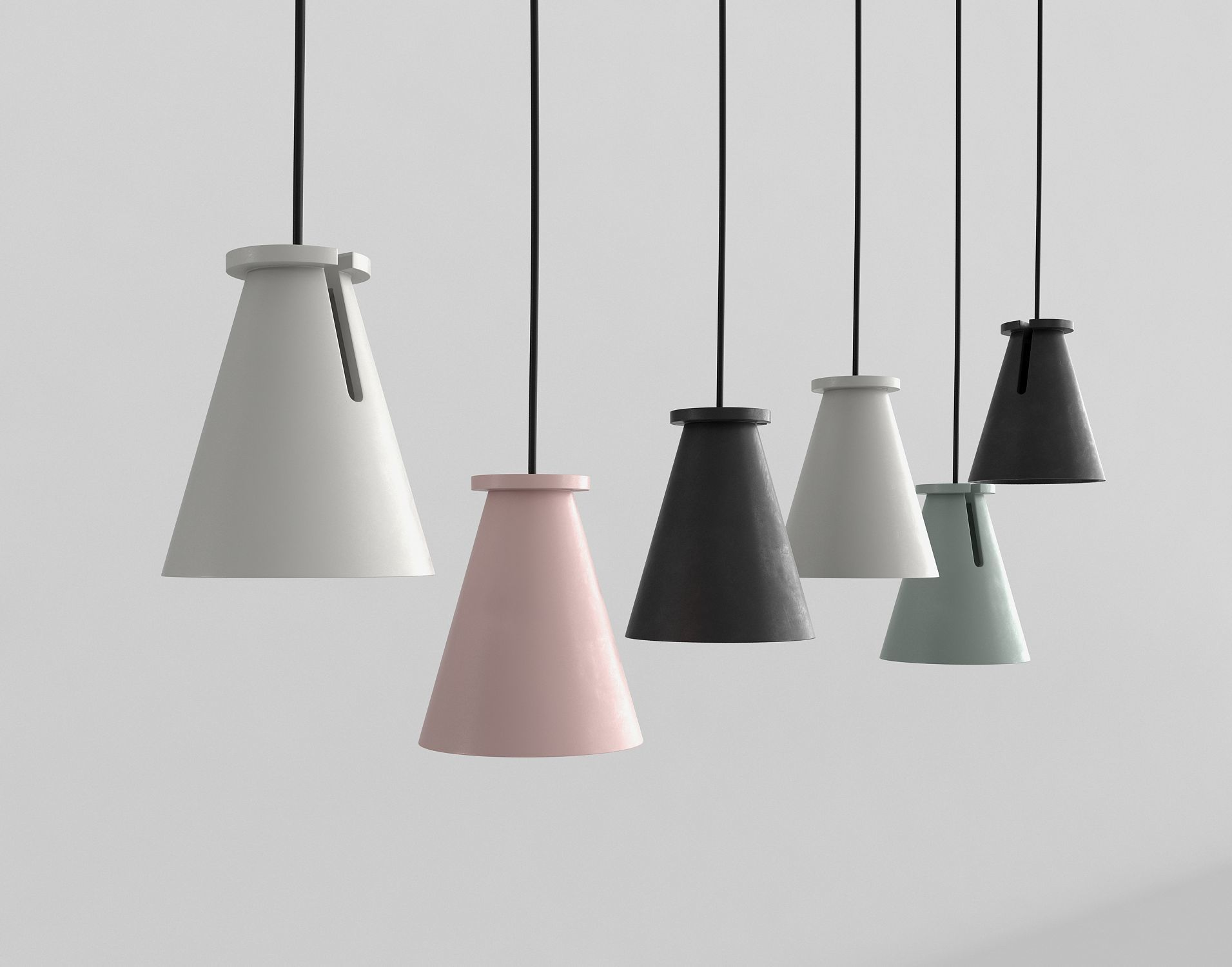 Hanging lights minimal lamps