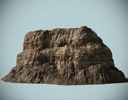 Desert Rock 06 3D Model