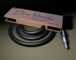 3D Dean Markley Pickup